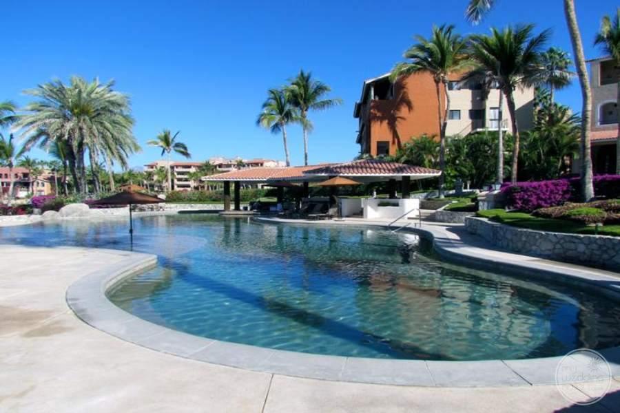 Casa del Mar Pool Area