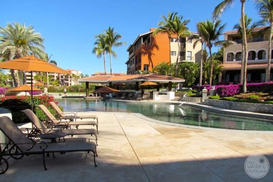 Casa del Mar Pool Loungers