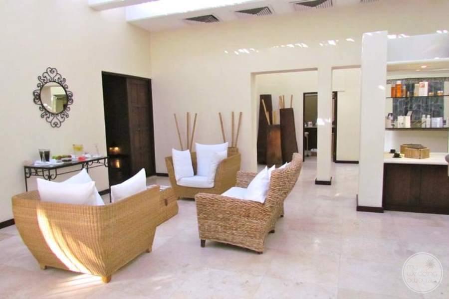 Casa del Mar Spa Lounge Area