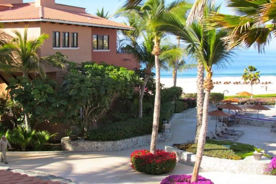 Casa del Mar Walkway to Beach