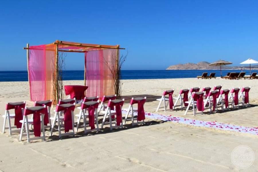 Casa del Mar Wedding Gazebo