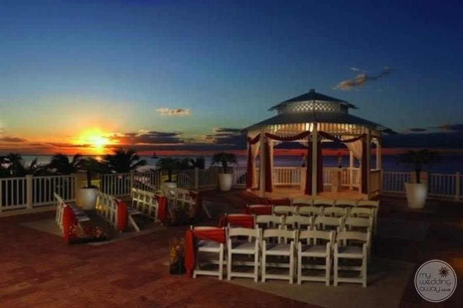Cozumel Palace Wedding Venue