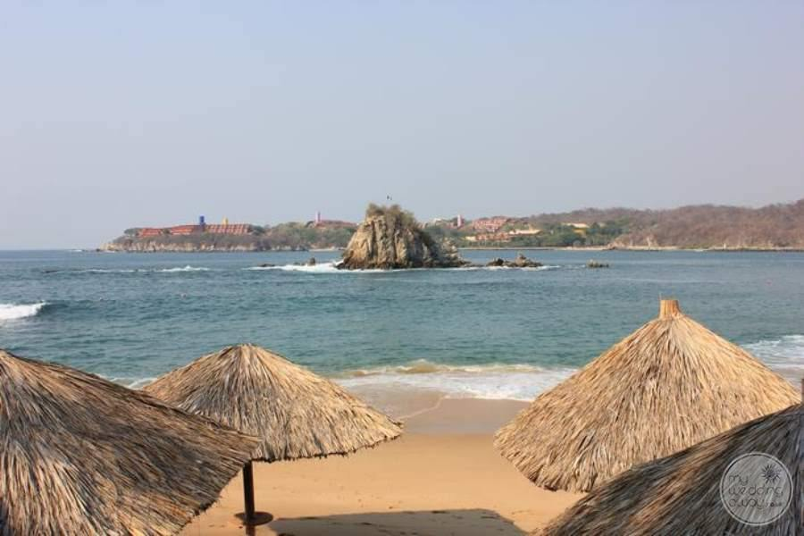 Dreams Huatulco Beach View