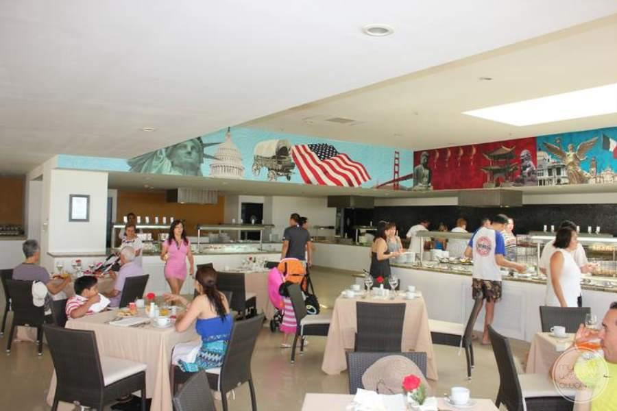 Dreams Huatulco Buffet