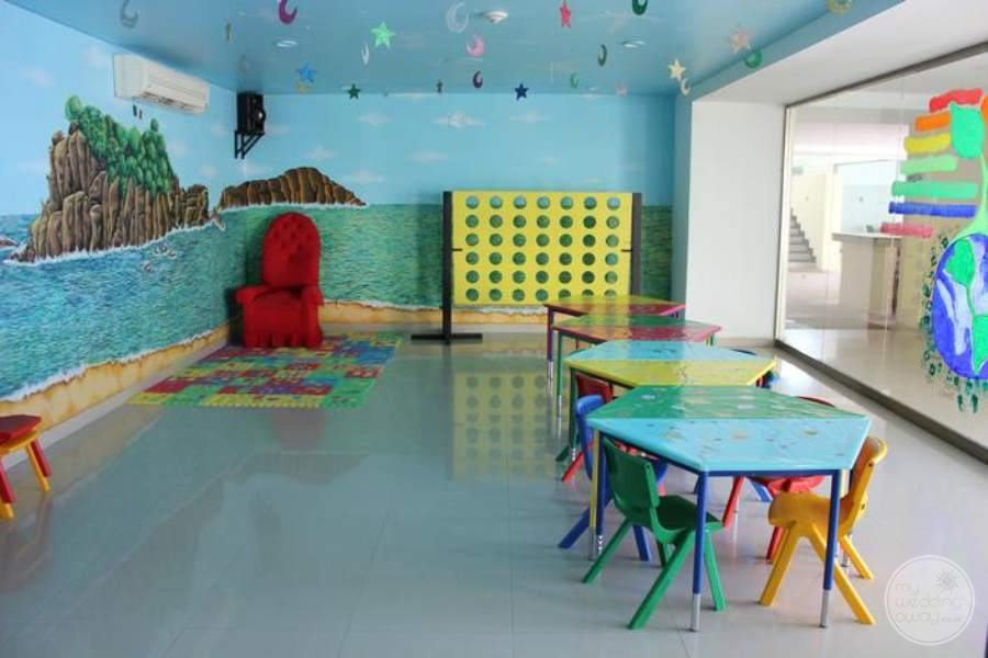 Dreams Huatulco Childrens Area