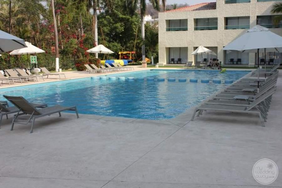 Dreams Huatulco Childrens Pool