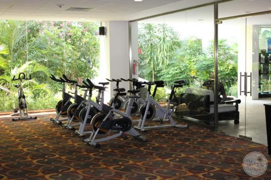 Dreams Huatulco Fitness Area