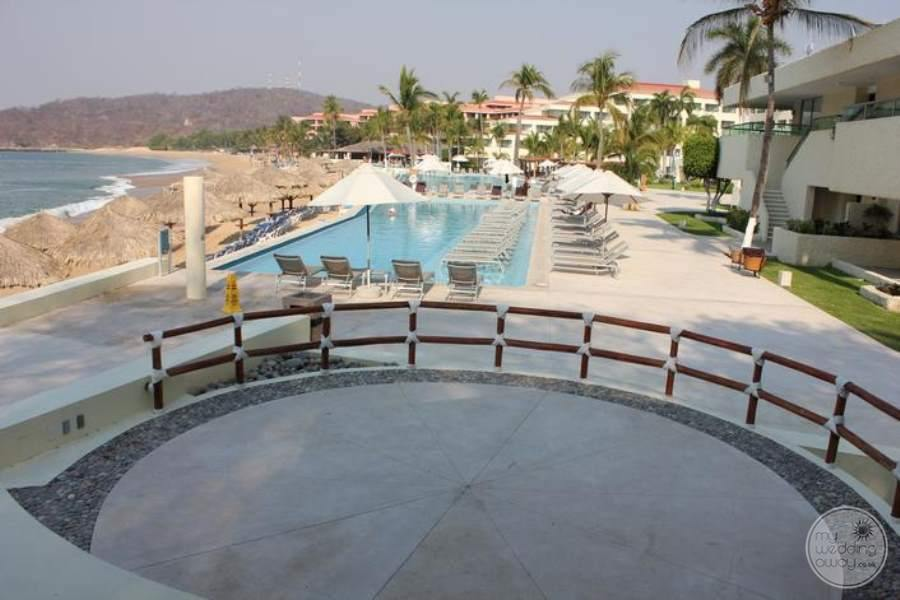 Dreams Huatulco Gazebo Terrace