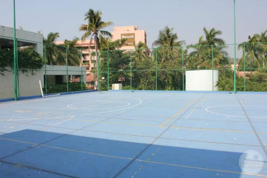 Dreams Huatulco Multipurpose Court