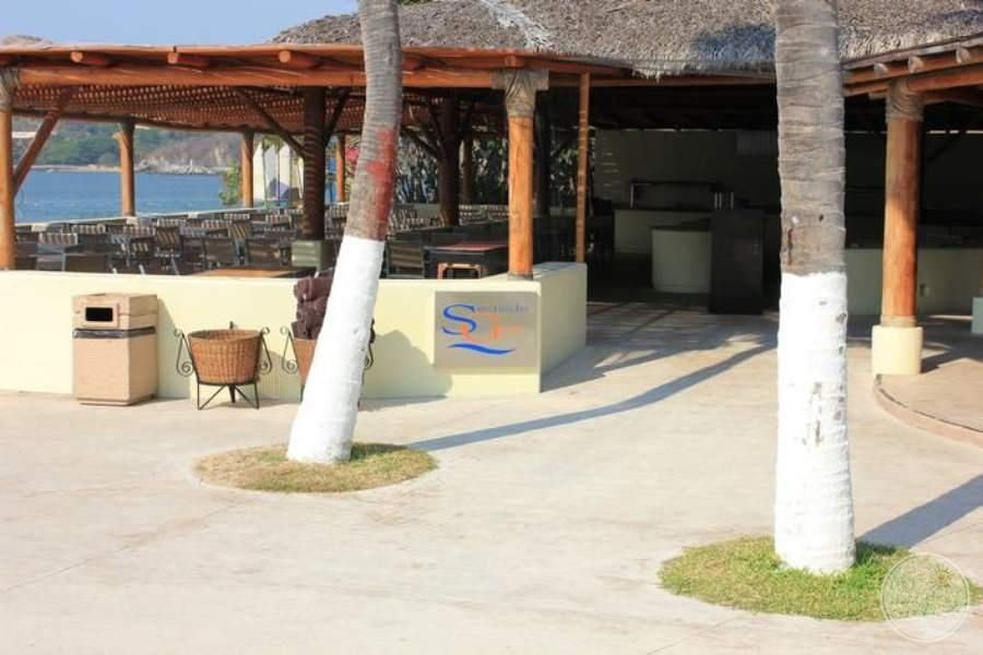 Dreams Huatulco Seaside Grill