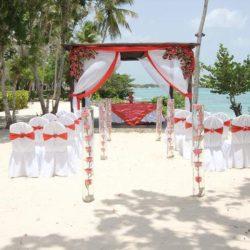 Dreams La Romana Beach Wedding Venue
