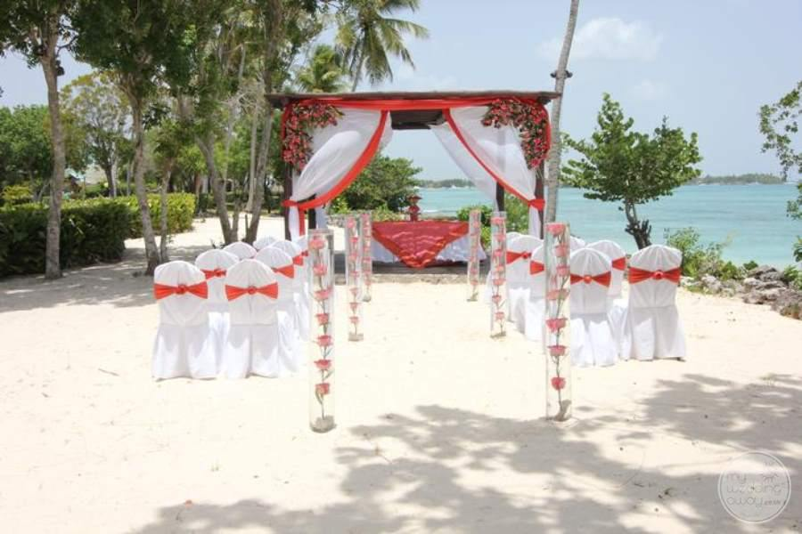 Dreams La Romana Beach Wedding Venue