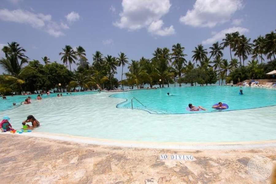 Dreams La Romana Main Pool