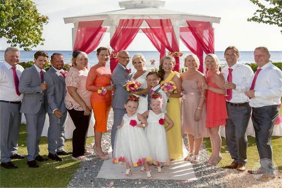 Dreams La Romana Wedding Party