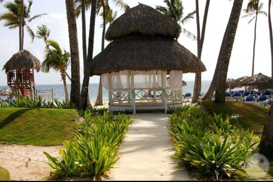 Dreams Palm Beach Gazebo Ocean View