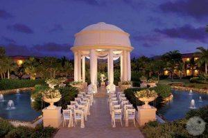 Dreams Punta Cana Garden Wedding Gazebo