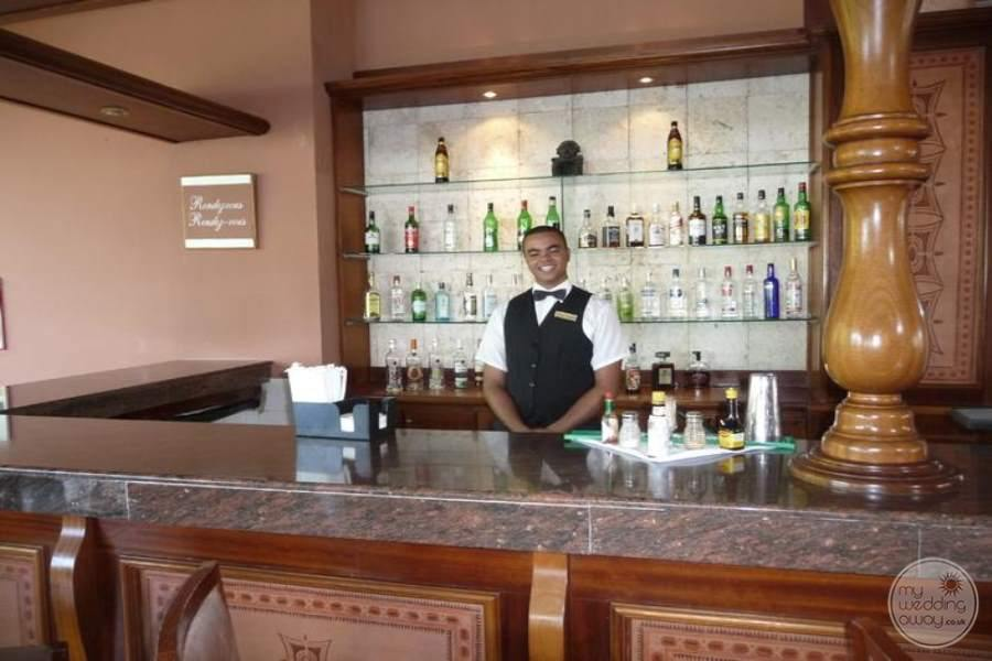 Dreams Punta Cana Lobby Bar