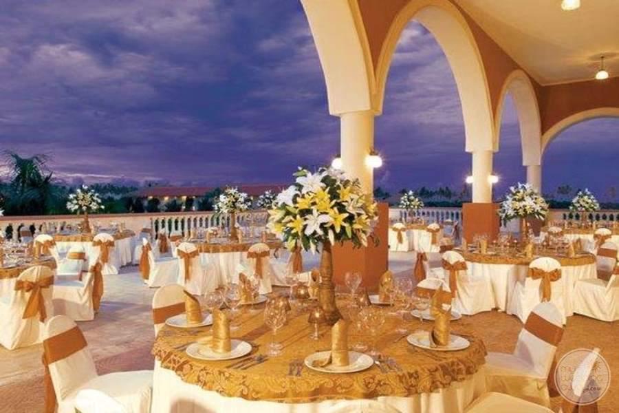 Dreams Punta Cana Outdoor Wedding Reception