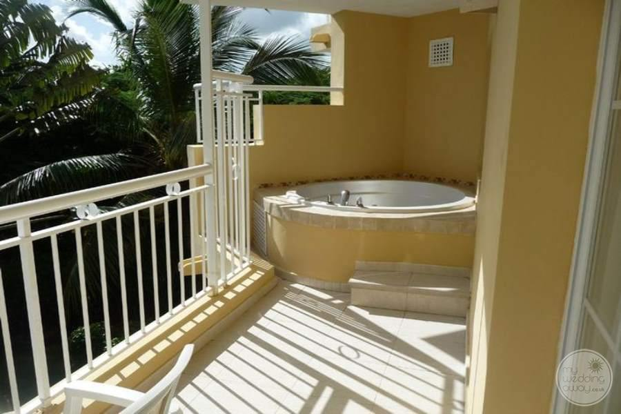 Dreams Punta Cana Private Jacuzzi