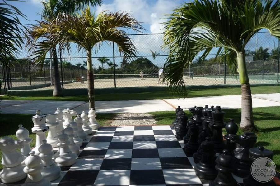 Dreams Punta Cana Tennis and Chess