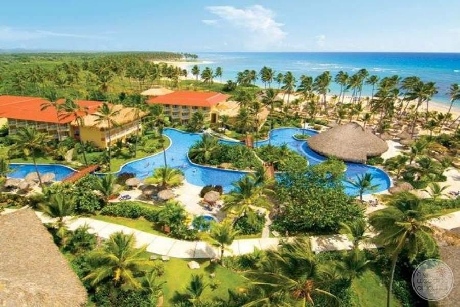 Dreams Punta Cana View of Resort