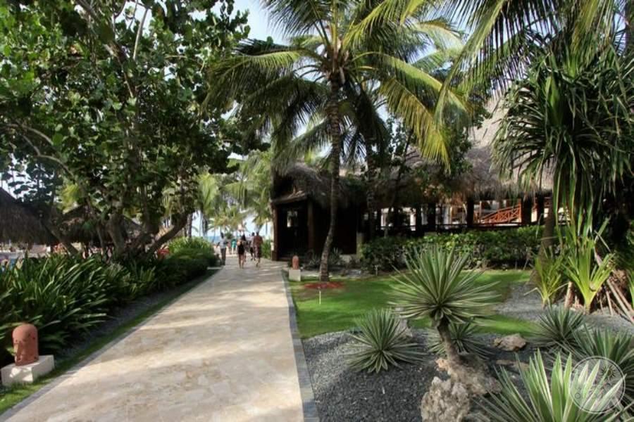 Dreams Punta Cana Walkway