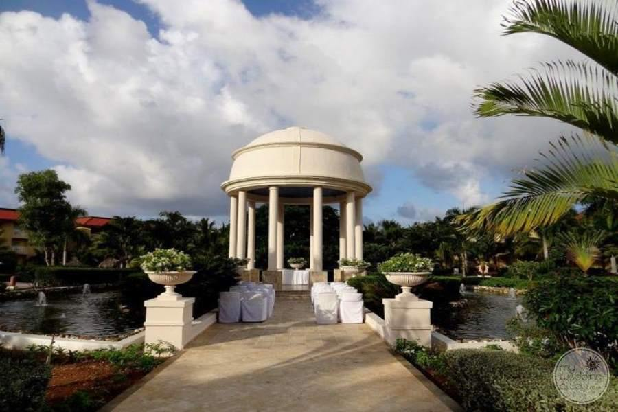 Dreams Punta Cana Wedding Gazebo