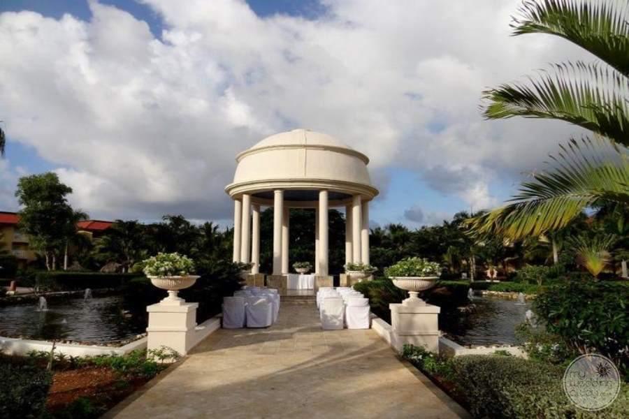 Dreams Punta Cana Wedding Gazebo
