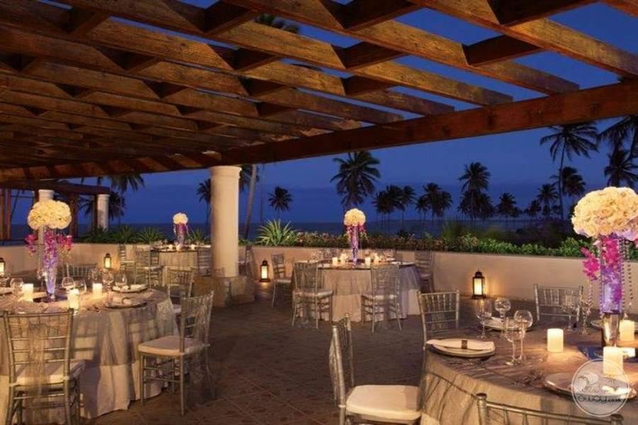 Dreams Punta Cana Wedding Reception Portifinos