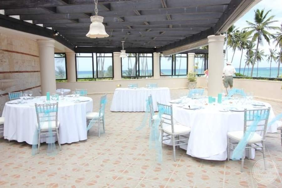 Dreams Punta Cana Wedding Reception