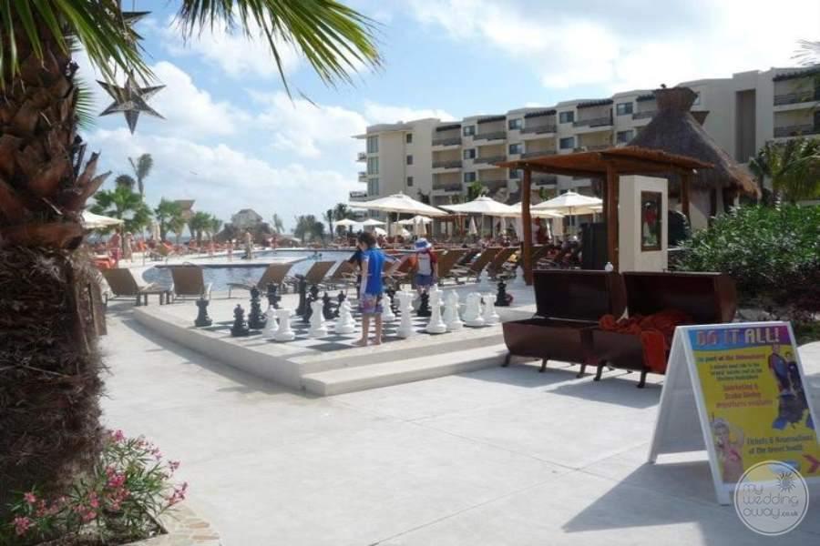 Dreams Riviera Cancun Activities