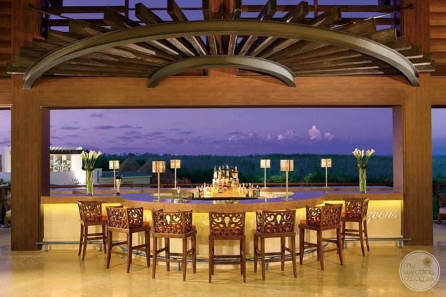 Dreams Riviera Cancun Bar