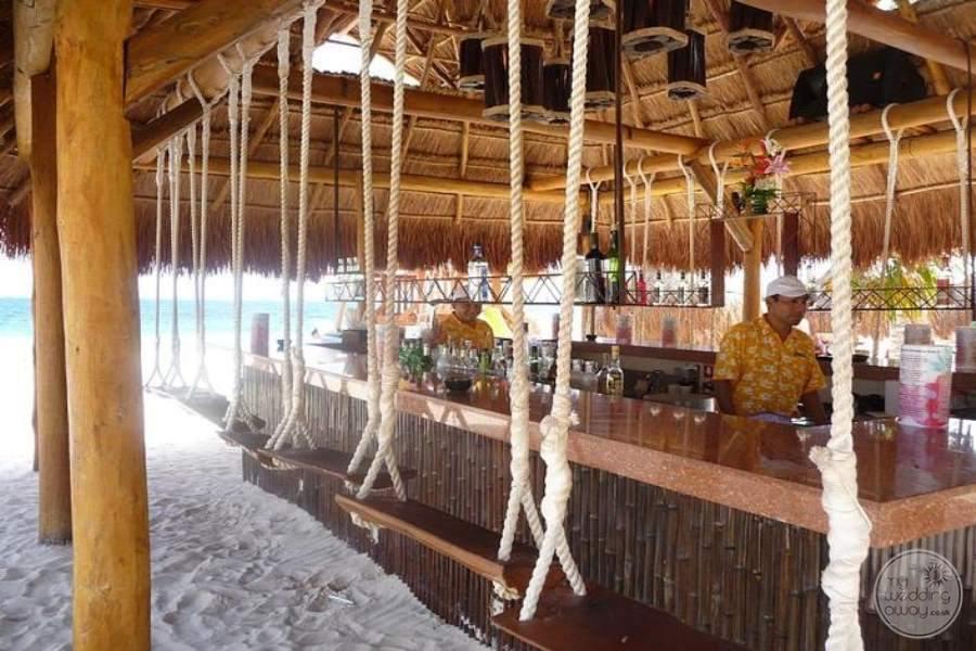 Dreams Riviera Cancun Beach Bar