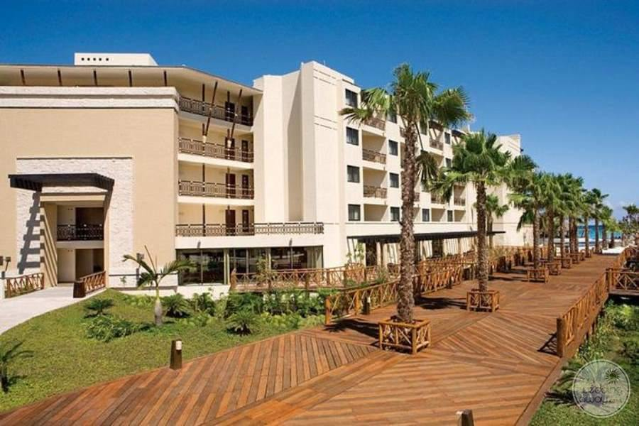 Dreams Riviera Cancun Boardwalk