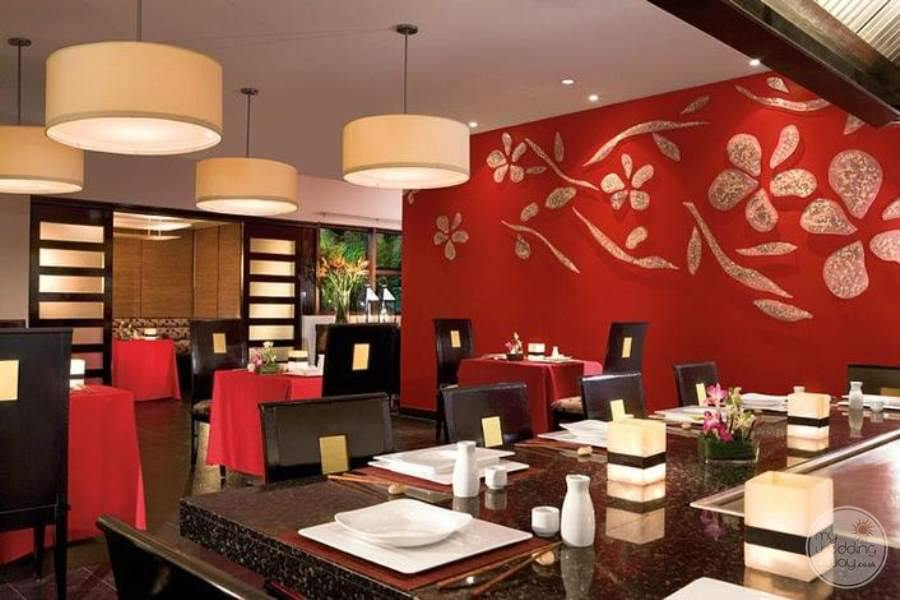 Dreams Riviera Cancun Restaurant
