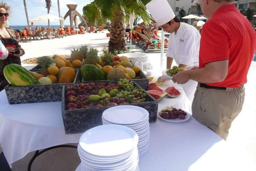 Dreams Riviera Cancun Snacks