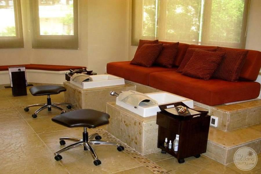 Dreams Riviera Cancun Spa Pedicure