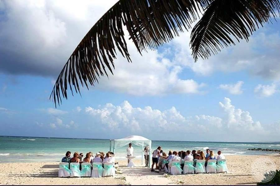 Dreams Tulum Beach Wedding