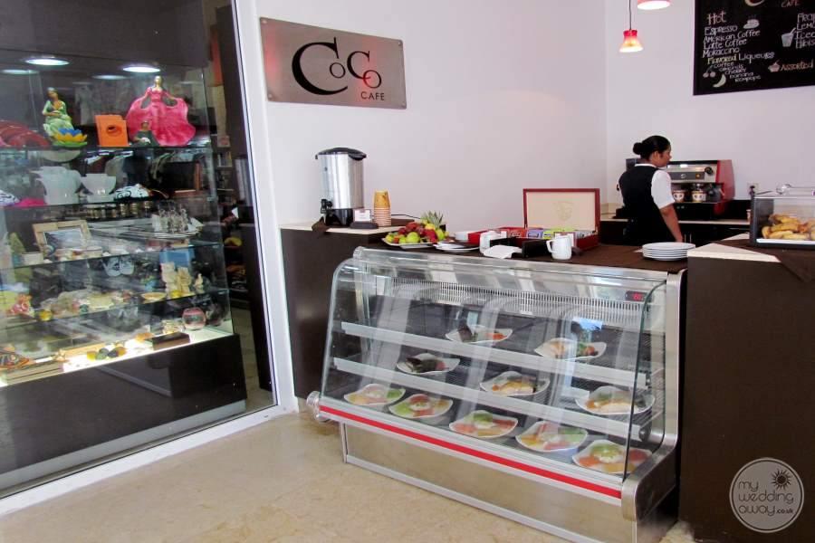 Dreams Villa Magna Cafe