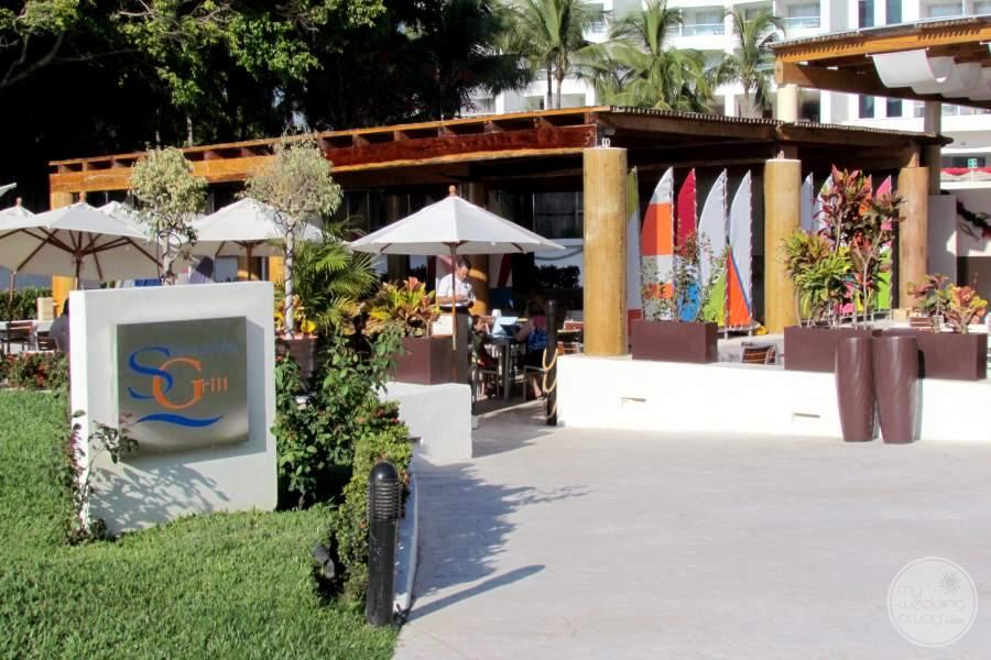 Dreams Villa Magna Grill