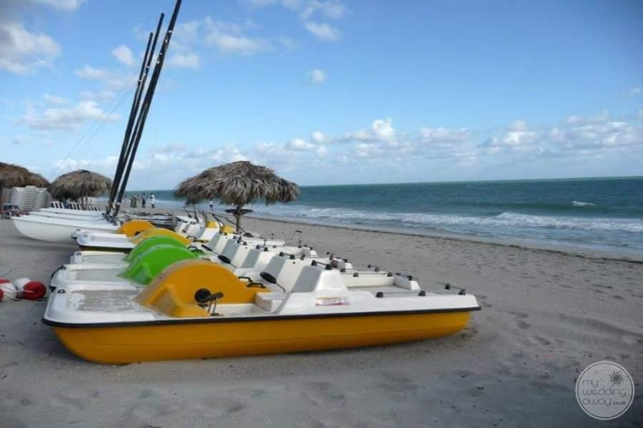 Grand Memories Varadero Water Activities