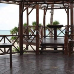 Grand Riviera Princess Beach Wedding Gazebo