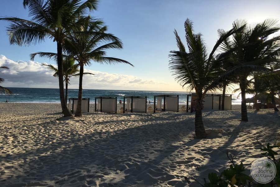 Hard Rock Hotel Punta Cana Beach Beds