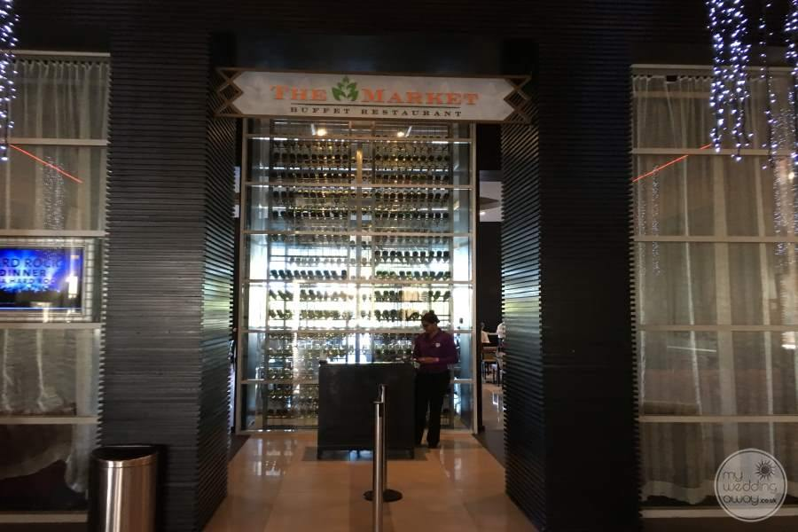Hard Rock Hotel Punta Cana Buffet Restaurant