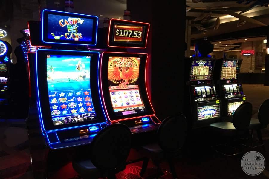 Hard Rock Hotel Punta Cana Casino Slot Machines