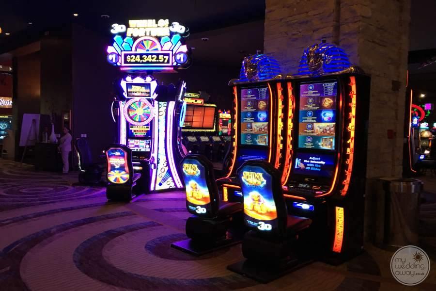 Hard Rock Hotel Punta Cana Casino Slots