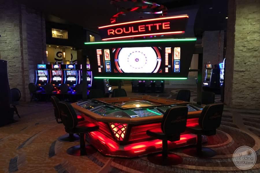 Hard Rock Hotel Punta Cana Casino