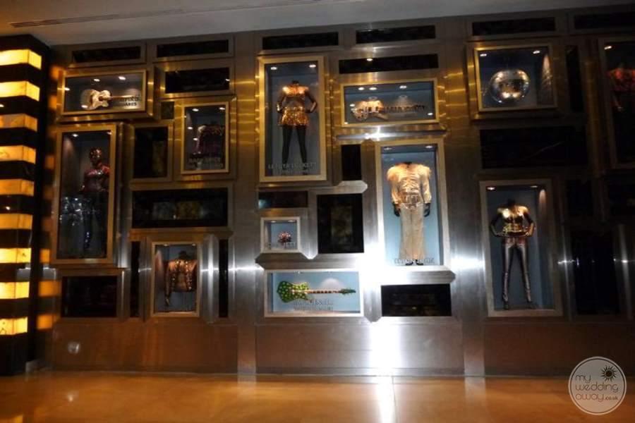 Hard Rock Hotel Punta Cana Display