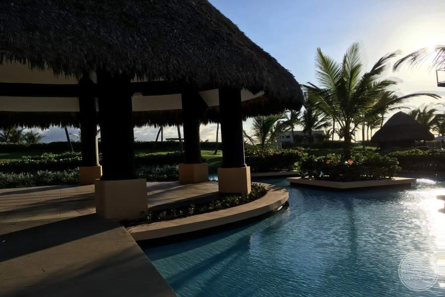 Hard Rock Hotel Punta Cana Gazebo View