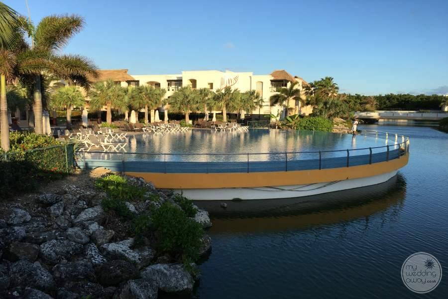 Hard Rock Hotel Punta Cana Infinity Pool
